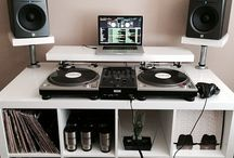 Nicho DJ table