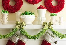 Holiday Decor / by Christy Chappell