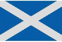 SCOTLAND / ESCOCIA.   cap. Edimburgo / PAIS.Idiomas oficiales:Ingles, Escocés y Gaélico Escocés