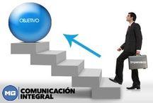 Comunicación 360º / Comunicación interna y externa en todas las direcciones.