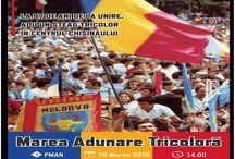 Evenimente - Unionism- Unirea Romaniei cu Basarabia- Patriotism / Evenimente - Unionism- Unirea Romaniei cu Basarabia- Patriotism