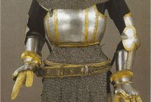 armours and weapons