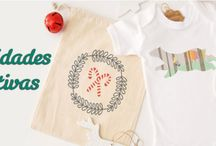 Navidades creativas / Ideas creativas de regalos y cosas para hacer en Navidad. Regala arte, regala cosas originales y creativas y sorprende a los tuyos.