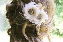 brides hair / by Katarzyna Szymula