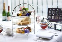 Chocolate Week Afternoon Teas / 13th - 19th October is Chocolate Week. Some of our venues have created stunning chocolate themed Afternoon Teas.