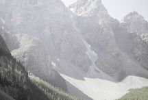 Mountain Lady / Mountains to inspire the inner explorer