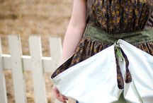 Lovely Aprons / I can never have enough aprons...