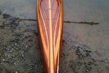 kayak, strip