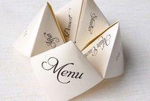 Wedding creative ideas