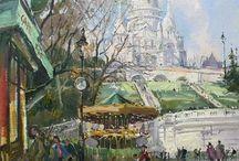 Párizs képek