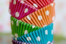 INSPIRATION: Polka Dots / Polka Dot Craft ideas and more because polka dots make me happy!