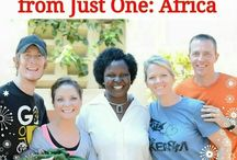 Just One Africa