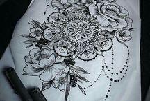Geometrikus tetoválások
