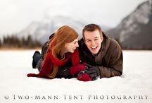 Wedding Photography Ideas: Engagement Photos / Photography ideas for your wedding engagement photo shoot.