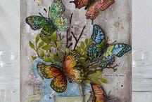 Butterflies fjärillar