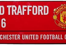 Manchester United Car related items / Official Manchester United Car related items