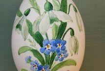 jajo malowane