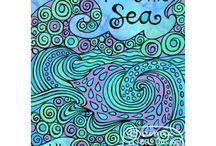 i belong by the ocean