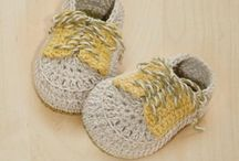 Crochet feet / by Joanie Benninghofen Carter