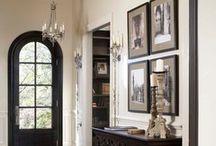 Foyer ideas / by Andrea Ortiz