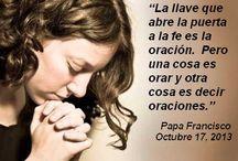 Papa Francisco / by Pilar
