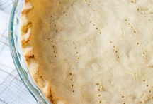 Low carb pie crust