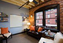 Therapy Office Ideas / Therapy Office Ideas