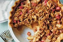 rhubarb goodness / by Barb Hubbard