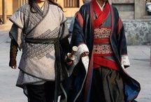 costumi cinesi