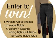 Publication Sweepstakes / With the cooperation of our partners and advertisers, we give away everything from great riding trips to apparel for riders and tack, equipment and horse-care supplies! Check out what you can register for from our magazines and websites.