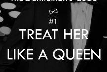 Gentleman`s Code