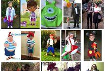 Disney Costumes / Homemade Disney costumes and DIY Disney costume ideas for all the Disney lovers! / by Karen Heffren