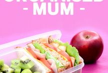 Organised Living / How to organise your life as a working mum