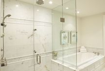 For the Home: Bathrooms and tile / by Andrea Hable