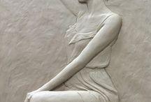 relief...sculpture