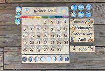 kalentereita