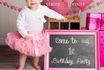 1 st bday party