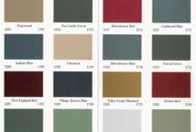 Historic Home Paint Colors / Historic Home Paint Colors