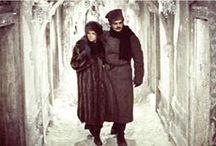 Doctor Zhivago - 1965 / The most beautiful movie ever filmed... / by Carol Kackley