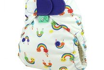 Newborn Fluff / Cloth diapers for your tiny baby