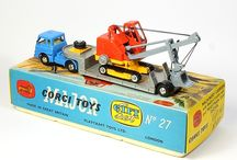 Vintage toys / Classic cars