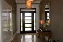 Entrance - Foyer / Transitional in style, this home is the result of fine craftsman and talented designers.
