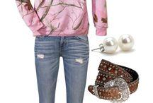 My Style - Camo Glitter!