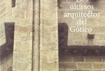 Arquitectura medieval / Libros sobre arquitectura románica y gótica