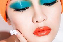 glossy - makeup