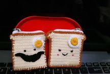 my crochet ^^ / crochet and amigurumi  my handmade