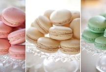 Macarons / by Sheila D. Wright ~ Just Like Mama's Southern Cakes & Pies/Just Wright Candy Buffets/True Southern Elegance