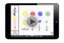 Gr. 3-5 Math Apps / Create, Collaborate and share your work!