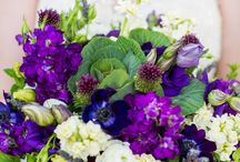 Blooming Bouquets! / Beautiful bridal bouquets from Innsbrook weddings and others.