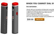 Defender / The next generation tool to prevent gender based violence
